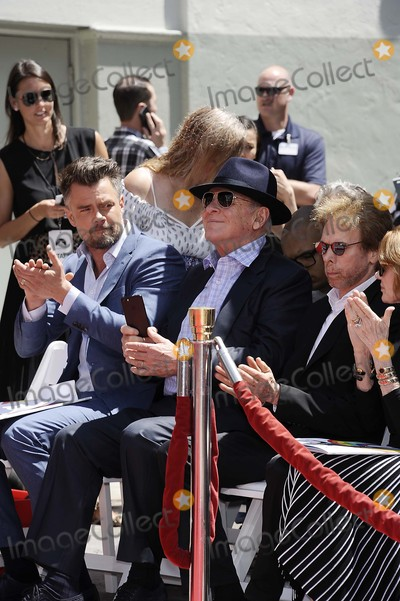 Anthony Hopkins Photo - Josh Duhamel Anthony Hopkins and Jerry Bruckheimer during a ceremony honoring acclaimed director Michael Bay with his Hand and Foot Prints in cement in the forecourt of the world famous TCL Chinese Theatre on May 23 2017 in Los AngelesPhoto Michael Germana Star Max