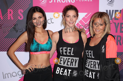 ASHLEY GREEN Photo - Photo by John NacionstarmaxinccomSTAR MAX2018ALL RIGHTS RESERVEDTelephoneFax (212) 995-119692518Victoria Justice Ashley Greene and Ashley Tisdale at STRONG By Zumba in New York City