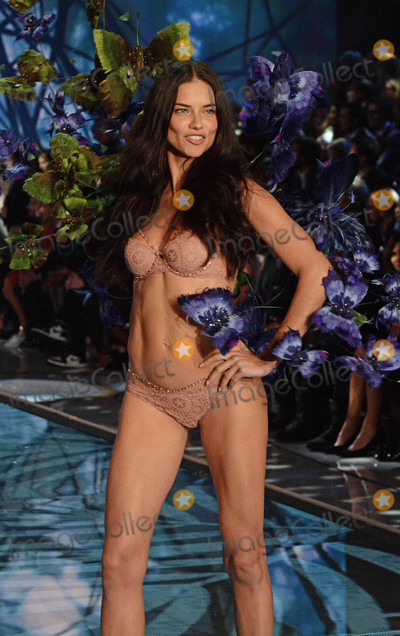 Adrianna Lima Photo - Photo by Patricia SchleinstarmaxinccomSTAR MAXCopyright 2015ALL RIGHTS RESERVEDTelephoneFax (212) 995-1196111015Adrianna Lima on the runway during the 2015 Victorias Secret Fashion Show(NYC)