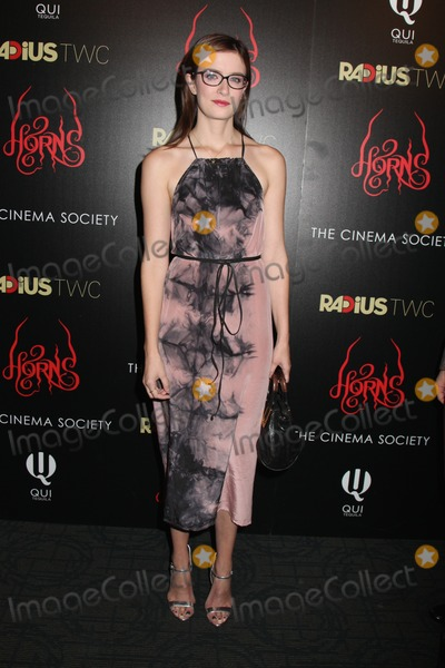 Anna Wood Photo - Photo by HQBstarmaxinccomSTAR MAX2014ALL RIGHTS RESERVEDTelephoneFax (212) 995-1196102714Anna Wood at The Cinema Society premiere of Horns(NYC)