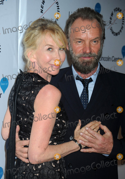 Sting Photo - Photo by Dennis Van TinestarmaxinccomSTAR MAX2015ALL RIGHTS RESERVEDTelephoneFax (212) 995-119612315Sting and Trudie Styler at The Sinatra Voice for a Century Event(NYC)