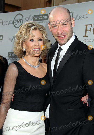 Corey Stoll Photo - Photo by REWestcomstarmaxinccomSTAR MAX2014ALL RIGHTS RESERVEDTelephoneFax (212) 995-11966514Jane Fonda and Corey Stoll at the American Film Institute (AFI) 42nd Life Achievement Award(Hollywood CA)