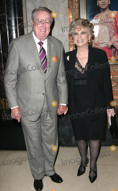 Tom Poston Photo - Photo by Galacticstarmaxinccom 20054505Tom Poston and Suzanne Pleshette at the opening of The King And I(Hollywood CA)Not for syndication in England and Germany