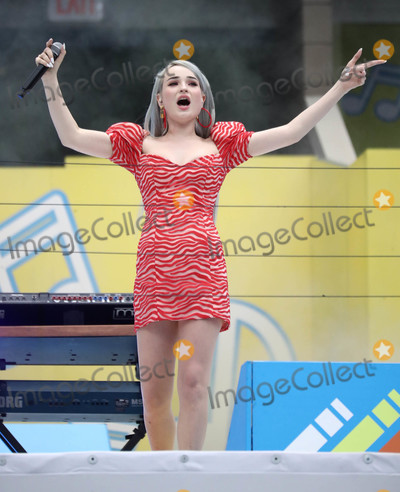 Arthur Ash Photo - Photo by John NacionstarmaxinccomSTAR MAX2018ALL RIGHTS RESERVEDTelephoneFax (212) 995-119682518Kim Petras at the 2018 Arthur Ashe Kids Day in New Yor City