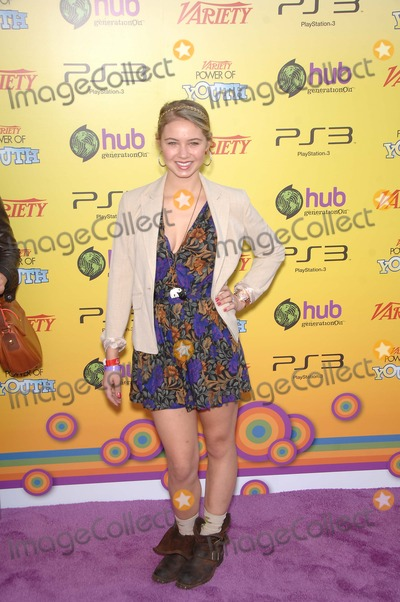 Ayla Kell Photo - Ayla Kell during the Varietys 5th Annual POWER OF YOUTH event held at Paramount Studios on October 22 2011 in Los AngelesPhoto Michael Germana  Star Max