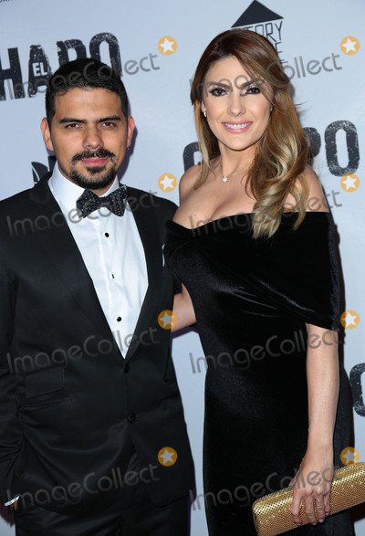 Alejandro Aguilar Photo - Photo by gotpapstarmaxinccomSTAR MAXCopyright 2017ALL RIGHTS RESERVEDTelephoneFax (212) 995-119641917Alejandro Aguilar and Ana Karina Soto at the premiere of El Chapo(Los Angeles CA)