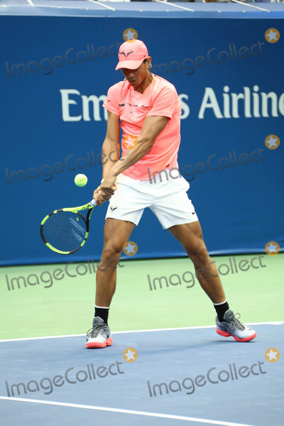 Arthur Ash Photo - Photo by John NacionstarmaxinccomSTAR MAX2017ALL RIGHTS RESERVEDTelephoneFax (212) 995-119682617Rafael Nadal at Arthur Ashe Kids in Queens New York