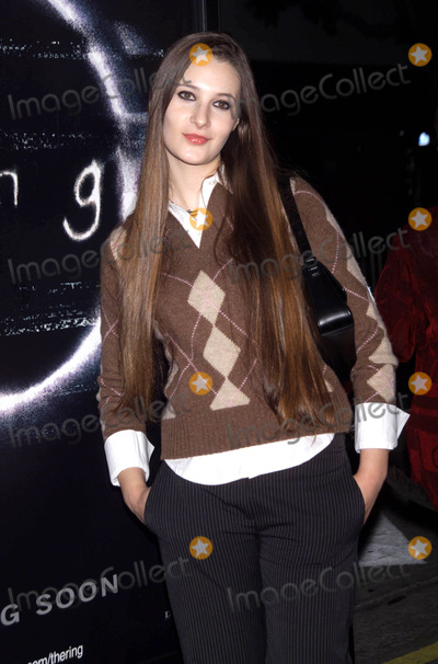Natasha Melnick Photo - Photo by  Tom LauLoud  Clear MediaSTAR MAX Inc - 2002 ALL RIGHTS RESERVED  PhoneFax (212) 995-11961092002Natasha Melnick from Do Over at the Los Angeles premiere of The Ring (DreamWorks Pictures)(Mann Bruin Theatre - CA)