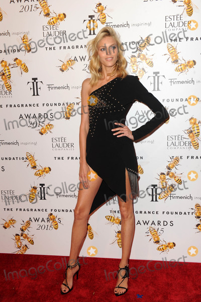 Anja Rubik Photo - Photo by GWRstarmaxinccomSTAR MAX2015ALL RIGHTS RESERVEDTelephoneFax (212) 995-119661715Anja Rubik at The 2015 Fragrance Foundation Awards(Lincoln Center NYC)