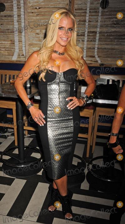 Alexia Echevarria Photo - August 25 2013 - New York NY - Alexia EchevarriaIntouch Weeklys ICONS  IDOLS Party at FINALE NightclubPhoto Credit Demis MaryannakisStar Max