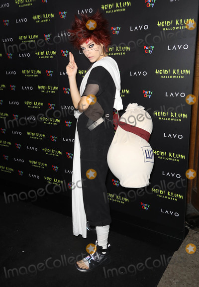Juanes Photo - Photo by Juan Dela CruzstarmaxinccomSTAR MAX2018ALL RIGHTS RESERVEDTelephoneFax (212) 995-1196103118Barbara Palvin at Heidi Klums 19th Annual Halloween Party in New York City