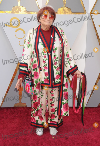 Agns Varda Photo - Photo by GalaxystarmaxinccomSTAR MAXCopyright 2018ALL RIGHTS RESERVEDTelephoneFax (212) 995-11963418Agnes Varda at the 90th Annual Academy Awards (Oscars) presented by the Academy of Motion Picture Arts and Sciences(Hollywood CA USA)