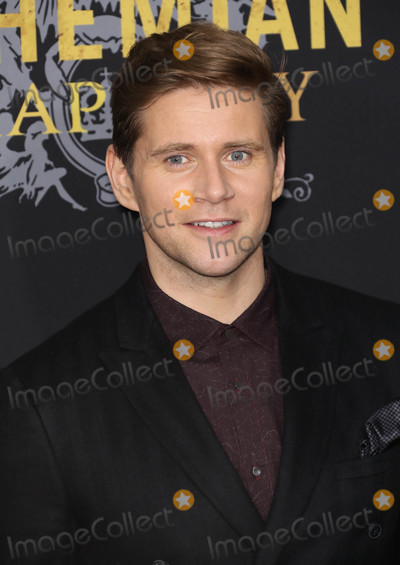 Allen Leech Photo - Photo by John NacionstarmaxinccomSTAR MAX2018ALL RIGHTS RESERVEDTelephoneFax (212) 995-1196103018Allen Leech at the premiere of Bohemian Rhapsody in New York City