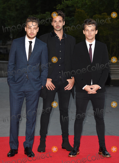 Cinderella Photo - Photo by KGC-03starmaxinccomSTAR MAXCopyright 2015ALL RIGHTS RESERVEDTelephoneFax (212) 995-119681015Ben Haenow with Liam Payne and Louis Tomlinson of One Direction arrive for the inaugural Believe In Magic Cinderella Ball charity event at the Natural History Museum(London England UK)