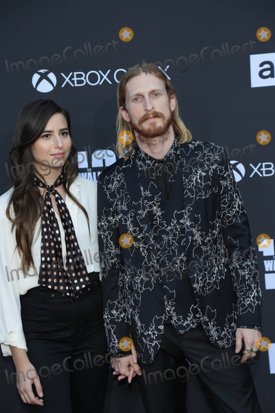 Austin Amelio Photo - Photo by gotpapstarmaxinccomSTAR MAX2017ALL RIGHTS RESERVEDTelephoneFax (212) 995-1196102217Austin Amelio at AMCs Celebration of The 100th Episode of The Walking Dead in Los Angeles CA