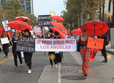 Amber Rose Photo - Photo by SMXRFstarmaxinccomSTAR MAX2018ALL RIGHTS RESERVEDTelephoneFax (212) 995-119610618Demonstrators at the 2018 Amber Rose Slut Walk in Los Angeles CA