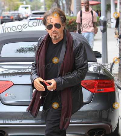 Al Pacino Photo - Photo by SMXRFstarmaxinccomSTAR MAX2018ALL RIGHTS RESERVEDTelephoneFax (212) 995-119651818Al Pacino is seen in Los Angeles CA
