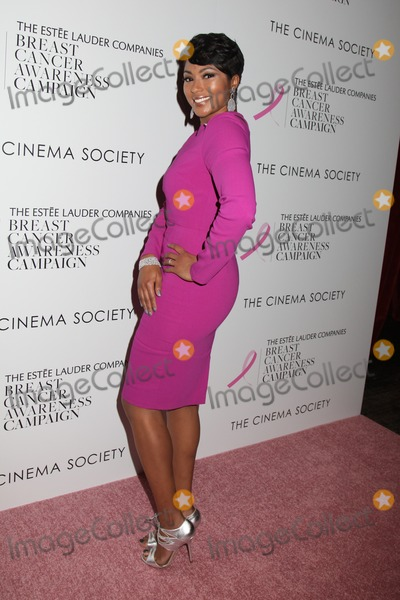 Alicia Quarles Photo - Photo by HQBstarmaxinccomSTAR MAX2014ALL RIGHTS RESERVEDTelephoneFax (212) 995-119610114Alicia Quarles at The Estee Lauder Companies Breast Cancer Awareness (BCA) Campaign And The Cinema Societys Special Screening Of Hear Our Stories Share Yours(NYC)