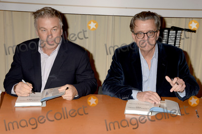 Alec Baldwin Photo - Photo by Dennis Van TinestarmaxinccomSTAR MAXCopyright 2017ALL RIGHTS RESERVEDTelephoneFax (212) 995-119611817Alec Baldwin and Kurt Andersen at a signing for their book You Cant Spell America Without Me The Really Tremendous Inside Story of My Fantastic First Year as President Donald J Trump (A So-Called Parody) (Barnes  Noble NYC)