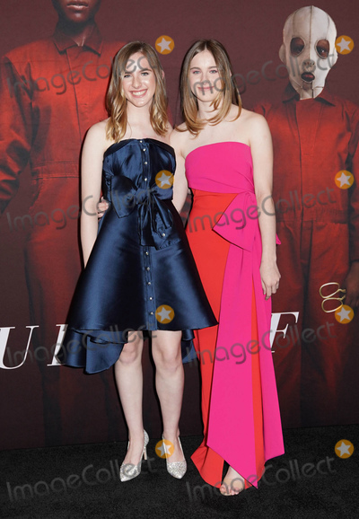 Noelle Sheldon Photo - Photo by zzJohn NacionstarmaxinccomSTAR MAXCopyright 2019ALL RIGHTS RESERVEDTelephoneFax (212) 995-119631919Noelle Sheldon and Cali Sheldon at the premiere of Us held at The  Museum of Modern Art in New York City(NYC)
