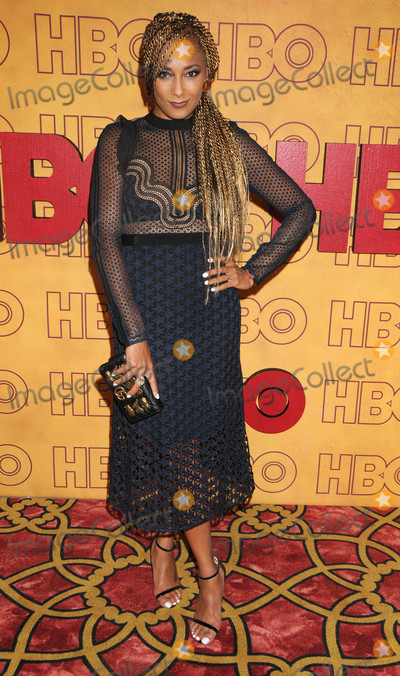 Amanda Seales Photo - Photo by GalaxystarmaxinccomSTAR MAX2017ALL RIGHTS RESERVEDTelephoneFax (212) 995-119691717Amanda Seales at HBOs Post Emmy Awards Reception in Los Angeles CA