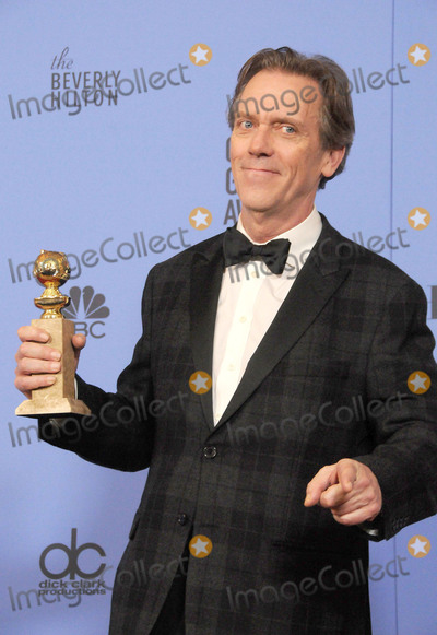 Hugh Laurie Photo - Photo by GalaxystarmaxinccomSTAR MAXCopyright 2017ALL RIGHTS RESERVEDTelephoneFax (212) 995-11961817Hugh Laurie at the 74th Annual Golden Globe Awards(Beverly Hills CA)