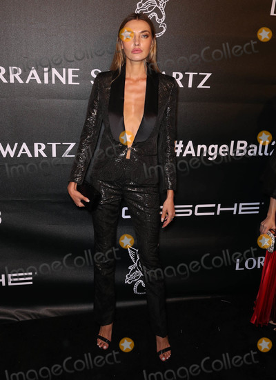 Alina Baikova Photo - Photo by John NacionstarmaxinccomSTAR MAX2018ALL RIGHTS RESERVEDTelephoneFax (212) 995-1196102218Alina Baikova at Angel Ball 2018 in New York City