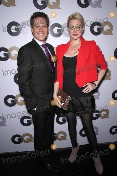 Alice Evans Photo - Ioan Gruffudd Alice Evans   at the 2011 GQ Men Of The Year Party held at Chateau Marmont Los Angeles
