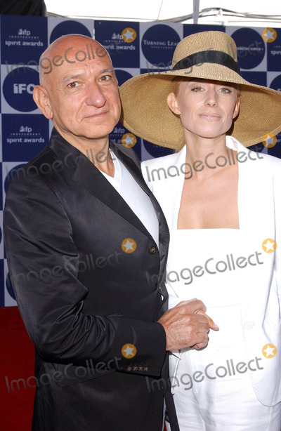 Alexandra Christmann Photo - Photo by Lee Rothstarmaxinccom200422804Sir Ben Kingsley and wife Alexandra Christmann at the 2004 IFP Independent Spirit Awards(Santa Monica CA)