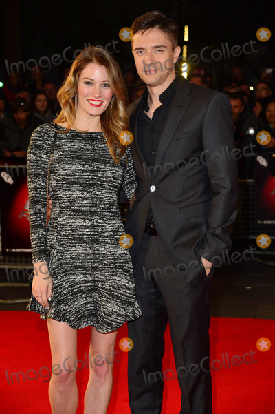 Ashley Hinshaw Photo - Photo by KGC-42starmaxinccomSTAR MAXCopyright 2015ALL RIGHTS RESERVEDTelephoneFax (212) 995-1196101715Ashley Hinshaw and Topher Grace at the premiere of Truth during the 59th BFI London Film Festival(London England UK)