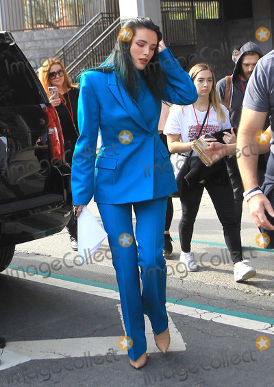 Bella Thorne Photo - Photo by SMXRFstarmaxinccomSTAR MAX2020ALL RIGHTS RESERVEDTelephoneFax (212) 995-119611820Bella Thorne is seen in Los Angeles CA