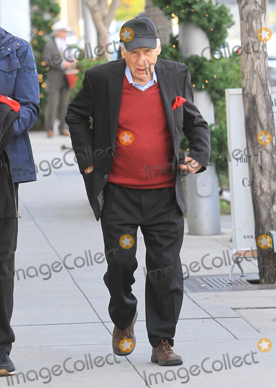Mel Brooks Photo - Photo by SMXRFstarmaxinccomSTAR MAX2019ALL RIGHTS RESERVEDTelephoneFax (212) 995-1196122019Mel Brooks is seen in Los Angeles CA