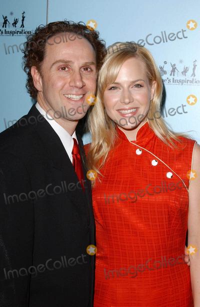 John Kassir Photo - Photo by Lee Rothstarmaxinccom200432104Julie Benz and John Kassir at Shanes Inspiration 3rd Annual Gala(Beverly Hills CA)