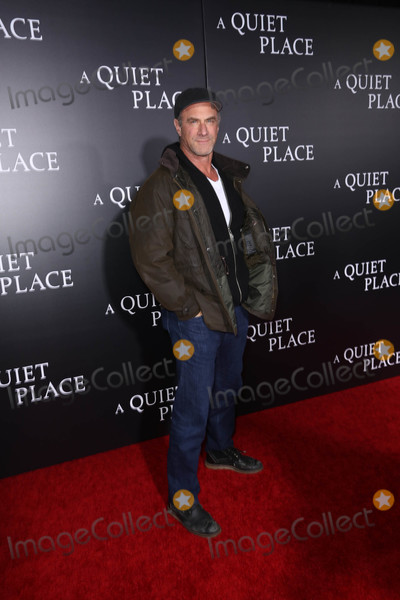 Christopher Meloni Photo - Photo by John NacionstarmaxinccomSTAR MAX2018ALL RIGHTS RESERVEDTelephoneFax (212) 995-11964218Christopher Meloni at the premiere of A Quite Place in New York City