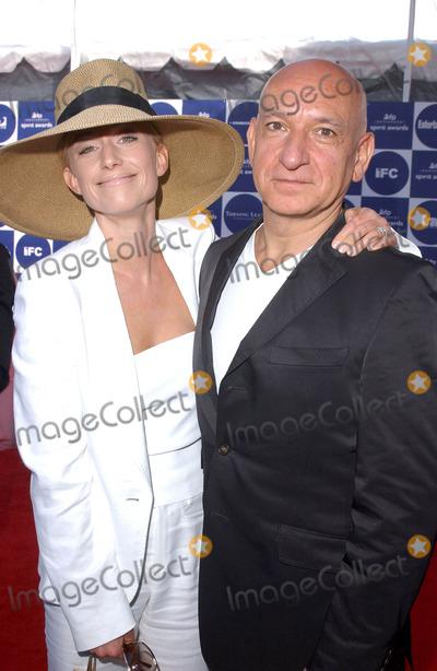 Alexandra Christmann Photo - Photo by Lee Rothstarmaxinccom200422804Sir Ben Kingsley and wife Alexandra Christmann at the 2004 IFP Independent Spirit Awards(Santa Monica CA)