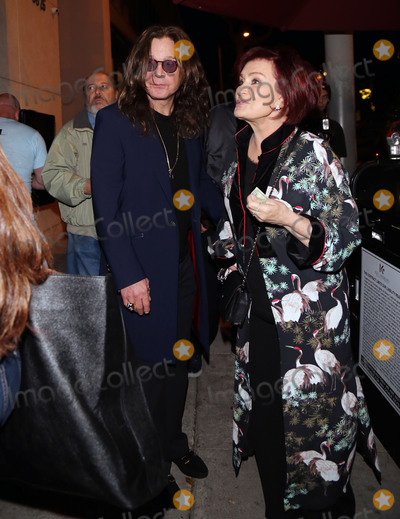 Ozzy Osbourne Photo - Photo by gotpapstarmaxinccomSTAR MAXCopyright 2017ALL RIGHTS RESERVEDTelephoneFax (212) 995-1196101017Ozzy Osbourne and Sharon Osbourne are seen in Los Angeles CA