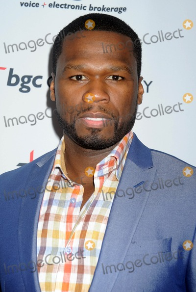 Curtis Jackson Photo - Photo by Dennis Van TinestarmaxinccomSTAR MAX2014ALL RIGHTS RESERVEDTelephoneFax (212) 995-119691114Curtis Jackson aka 50 Cent at BGC Charity Day 2014 hosted by Cantor Fitzgerald and BGC Partners Inc(NYC)