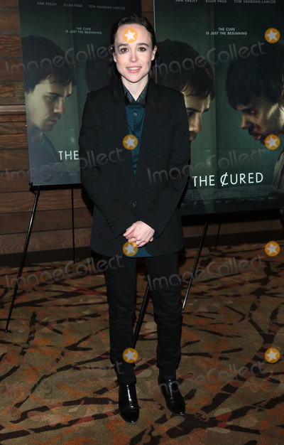 The Cure Photo - Photo by gotpapstarmaxinccomSTAR MAX2018ALL RIGHTS RESERVEDTelephoneFax (212) 995-119622018Ellen Page at the premiere of The Cured in Los Angeles CA