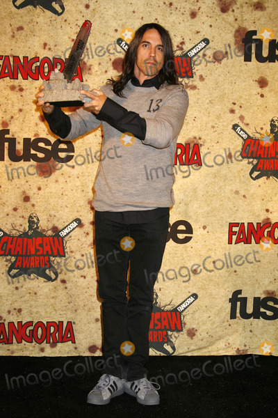 Anthony Kiedis Photo - Photo by REWestcomstarmaxinccom2006101506Anthony Kiedis at the Fuse Fangoria Chainsaw Awards(Los Angeles CA)