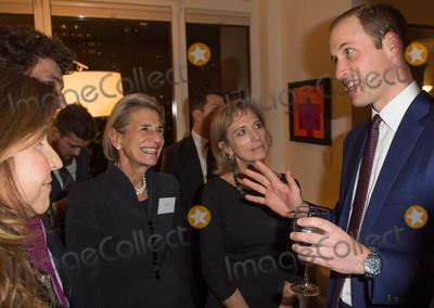 THE CLINTONS Photo - Photo by KGC-178starmaxinccomSTAR MAX2014ALL RIGHTS RESERVEDTelephoneFax (212) 995-119612814Prince William The Duke of Cambridge attends the Conservation Reception at the residence of the British Consul General in New York City  The reception was co-hosted by the Royal Foundation and the Clinton Foundation in recognition of the conservation work carried out by Tusk and The United for Wildlife Partners The Wildlife Conservation Society Conservation International and The Nature Conservancy(NYC)