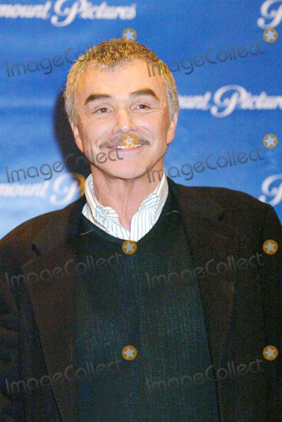 Burt Reynolds Photo - Photo by REWestcomstarmaxinccom200432504Burt Reynolds at the 2004 ShoWest Awards(Las Vegas Nevada)