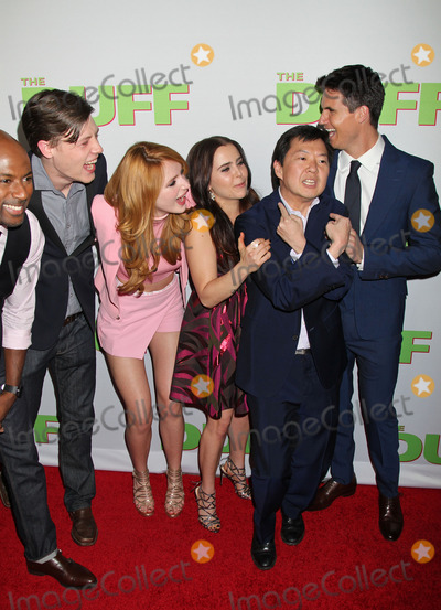 Nick Eversman Photo - Photo by REWestcomstarmaxinccom2015ALL RIGHTS RESERVEDTelephoneFax (212) 995-119621215Romany Malco Nick Eversman Bella Thorne Mae Whitman Ken Jeong and Robbie Amell at a screening of The Duff(Los Angeles CA)