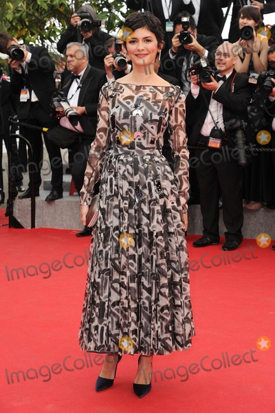 Audrey Tautou Photo - Photo by KGC-42starmaxinccomSTAR MAX2014ALL RIGHTS RESERVEDTelephoneFax (212) 995-119651414Audrey Tautou at the premiere of Grace of Monaco during The 67th Annual Cannes Film Festival(Cannes France)