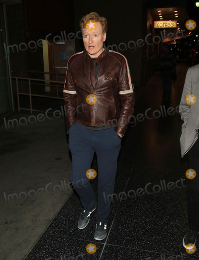 Conan OBrien Photo - Photo by gotpapstarmaxinccomSTAR MAX2017ALL RIGHTS RESERVEDTelephoneFax (212) 995-11965817Conan OBrien is seen in Los Angeles CA
