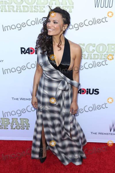 Amber Dixon Photo - Photo by JMAstarmaxinccomSTAR MAX2015ALL RIGHTS RESERVEDTelephoneFax (212) 995-119662215Amber Dixon Brenner at the premiere of Escobar Paradise Lost(Los Angeles CA)