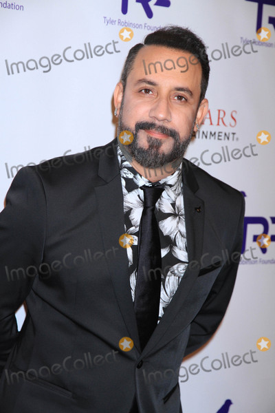 AJ MCLEAN Photo - Photo by Raoul GatchalianstarmaxinccomSTAR MAX2017ALL RIGHTS RESERVEDTelephoneFax (212) 995-119682517AJ Mclean at The Tyler Robinson Foundation 4th Annual Gala in Las Vegas Nevada