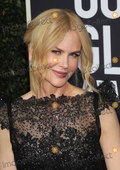 Nicole Kidman Photo - Photo by GalaxystarmaxinccomSTAR MAXCopyright 2018ALL RIGHTS RESERVEDTelephoneFax (212) 995-11961817Nicole Kidman at the 75th Annual Golden Globe Awards(Beverly Hills CA)
