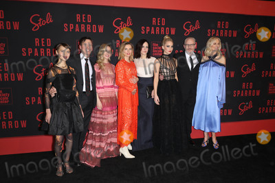 Jennifer Lawrence Photo - Photo by John NacionstarmaxinccomSTAR MAX2018ALL RIGHTS RESERVEDTelephoneFax (212) 995-119622618Sasha Frolova Isabella Boylston Thekla Reuten Mary Louise ParkerJennifer Lawrence Francis Lawrence and Joely Richardson at the premiere of Red Sparrow in New York City