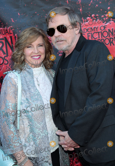 Saturn Awards Photo - Photo by zzgotpapstarmaxinccomSTAR MAXCopyright 2018ALL RIGHTS RESERVEDTelephoneFax (212) 995-119662718Marilou York and Mark Hamill at the Academy of Science Fiction Fantasy  Horror Films 44th Annual Saturn Awards held at The Castaway in Burbank Los Angeles CA