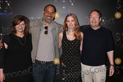 Amy Pascal Photo - Photo by REWestcomstarmaxinccomSTAR MAXCopyright 2017ALL RIGHTS RESERVEDTelephoneFax (212) 995-119632817Amy Pascal Matt Jackson Jessica Chastain and Mark Gordon at the STX Films presentation of The State Of The Industry Past Present And Future during CinemaCon 2017 at Caesars Palace(Las Vegas Nevada)
